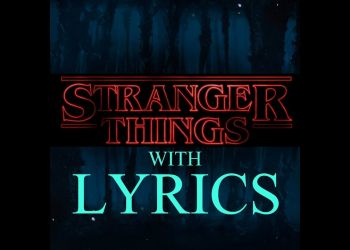 "Stranger Things Theme With Lyrics - ""Friends Don't Lie"" by Septembryo"